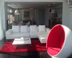 ... Living Room, Living Room Furniture White Leather Sectional Couch  Combined With Square White Wooden Coffee ...