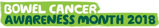 Image result for bowel cancer awareness month 2018 banner