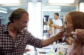 getting gory with the fx mastermind behind the walking dead