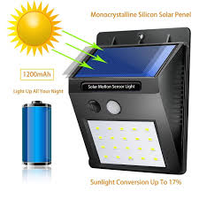 Solar Lights With On Off Switch Pnk Agency Solar Led Light With Automatic Day Night On Off Switch Small Black