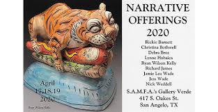 Narrative Offerings 2020 | Glasstire