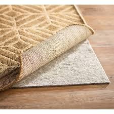 wayfair basics non slip rug pad reviews with regard to skid inspirations 7