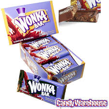 real wonka chocolate bar. Simple Real Willy Wonka Chocolate Bars  ORIGINAL 18Piece Box On Real Bar