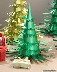 table christmas tree. paper christmas trees table tree
