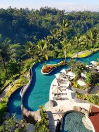 infinity pool bali. Plain Pool Baliu0027s Longest Infinity Pool At Padma Resort Ubud Throughout Bali