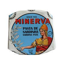 Minerva Sardine Pate