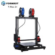 <b>T</b>-<b>Rex 2</b>+ 500mm w. High Temp Extruder and Laser Engraver 3D ...