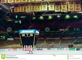 Old Boston Garden Seating Chart Old Boston Garden Editorial Image Image Of Stands Boston