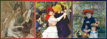 10 most famous paintings by pierre auguste renoir