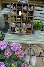 Holzbierkasten Als Setzkasten Gestalten Mit Naturmaterial