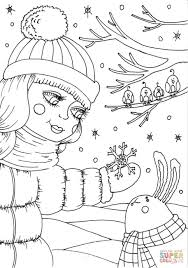 Small Picture Peppy in February coloring page Free Printable Coloring Pages