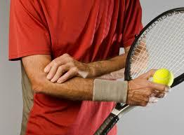 Image result for آرنج تنیس بازان 