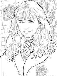 Due to the popularity of this fictional story, it is easy for you to find and download harry potter. Harry Potter Coloring Pages Hermione The Following Is Our Harry Potter Coloring Harry Potter Coloring Pages Harry Potter Coloring Book Harry Potter Printables
