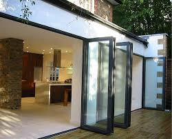 bi fold patio doors with integral blinds