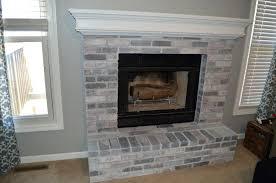 whitewashed fireplace whitewashed brick fireplace 7 whitewash fireplace with grey