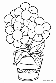 Free printable coloring pages for children that you can print out and color. Printable Coloring Pages Flowers Unique Free Printable Flower Coloring Pages For K Printable Flower Coloring Pages Spring Coloring Sheets Flower Coloring Pages