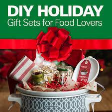 mobile diy gift sets for food
