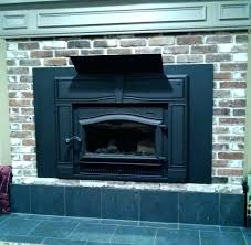 fireplace heat deflector gas shield mantle for tv above fire