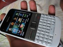 nokia for sale. mobile phone nokia e5 in lahore for sale