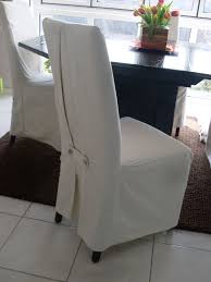 the best quality dining chair slipcovers for your dining room decor idea white on back