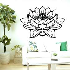lotus wall art flower decor metal white on lotus wall art metal with wall arts lotus wall art flower decor metal white lotus wall art