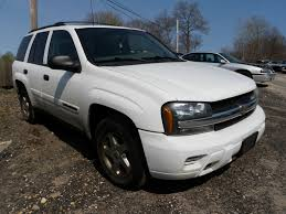 2002 Chevrolet Trailblazer LS Quality Used OEM Replacement Parts ...
