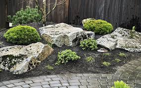 boulder in landscaping | Boulder PlantingsGarden DesignJ&S  LandscapeLongmont, CO | landscape ideas | Pinterest | Landscaping, Planting  and Gardens