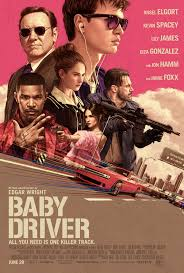 Image result for baby driver movie poster