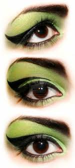 awesome witch makeup withch eye makeup for