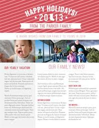 free holiday newsletter template holiday newsletters rome fontanacountryinn com
