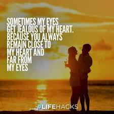Love Quote For Her From The Heart