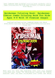 Great collection of free spiderman coloring pages! Dvvlauhrlmohum
