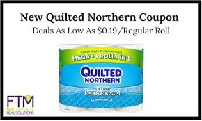 New Quilted Northern Coupon | Deals As Low As $0.19/Regular Roll ... & New Quilted Northern Coupon | Deals As Low As $0.19/Regular Roll!!! Adamdwight.com