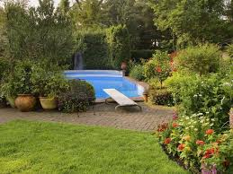 pool stamped concrete patio elegant pool deck materials pros and cons