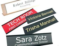Office Name Plate Template Office Door Name Plates Staples Plate Template Bright Knowstealing