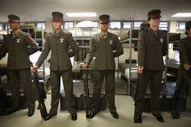 Marine Corps Officer Mos Chart Separate Is Not Equal In The Marine Corps The New York Times