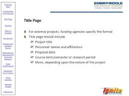 Writing A Research Proposal Need Of Proposal Term Paper