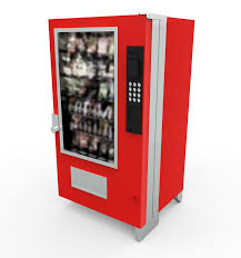 How To Fix A Soda Vending Machine Stunning High Security Vending Machine Huntco Site Furnishings