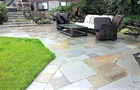 patio pavers cost slate for patio slate patio cost paver patio cost calculator uk