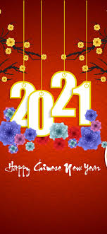 Followers believe that for each of the. Happy New Year 2021 Ox Flowers Red Background 1242x2688 Iphone 11 Pro Xs Max Wallpaper Background Picture Image
