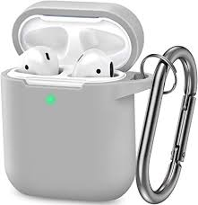 Cases Grey Compatible with Airpods Case <b>Suitable for Airpods</b> ...