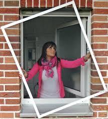 Fliegengitter Fenster Insektenschutz Fenster Alu Rahmen Mückengitter
