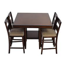 OFF Macys Macys Branton Counter Height Table With Chairs - Coffee chairs and tables