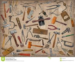antique mechanic tools. royalty-free stock photo. download vintage tools antique mechanic o