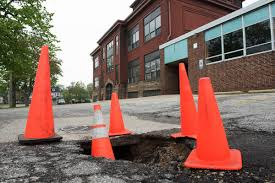 structural flaws how the costs of capital improvements overburden structural flaws how the costs of capital improvements overburden michigan school districts photo essay