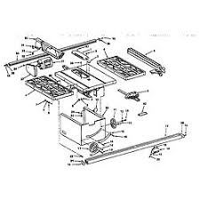 17 best ideas about craftsman table saw parts on pinterest on ceiling fan wiring diagram sears roebuck
