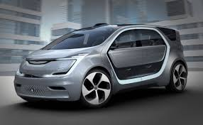 FCA\u0027s electric minivan concept is an opportunity to reboot image