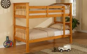 Solid Wood Bunk Bed Saracina Home Tar ...