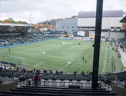 Pge Park Seating Chart Providence Park Section 210 Seat Views Seatgeek