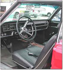 1967 1974 plymouth gtx msucle cars all the trimmings interior 1967 gtx